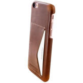 Mobiparts Excellent Backcover Apple iPhone 6/6S Oaked Cognac