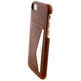 Mobiparts Excellent Backcover Apple iPhone 7/8 Oaked Cognac