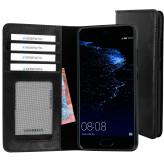 Mobiparts Excellent Wallet Case Huawei P10 Jade Black