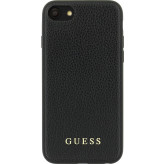 Guess Iridescent Backcover Case Apple iPhone 6/6S/7/8 Black