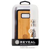 Reveal Zen Garden Bamboo Case Samsung Galaxy S8