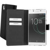 Mobiparts Premium Wallet TPU Case Sony Xperia L1 Black