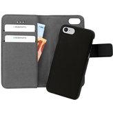 Mobiparts 2 in 1 Premium Wallet Case Apple iPhone 7/8 Black
