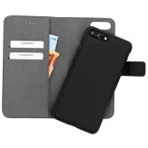 Mobiparts 2 in 1 Premium Wallet Case Apple iPhone 7 Plus /8 Plus Black