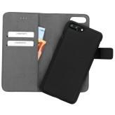 Mobiparts 2 in 1 Premium Wallet Case Apple iPhone 7 Plus /8 Plus Black