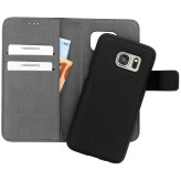 Mobiparts 2 in 1 Premium Wallet Case Samsung Galaxy S7 Black
