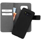 Mobiparts 2 in 1 Premium Wallet Case Samsung Galaxy S8 Black