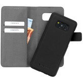 Mobiparts 2 in 1 Premium Wallet Case Samsung Galaxy S8 Plus Black