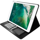 Mobiparts Excellent Tablet Case Apple iPad 9.7 (2017)/Apple iPad 9.7 (2018) Jade Black