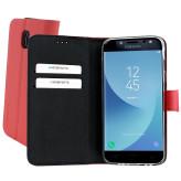 Mobiparts Premium Wallet TPU Case Samsung Galaxy J5 (2017) Peach Pink