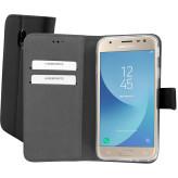 Mobiparts Premium Wallet TPU Case Samsung Galaxy J3 (2017) Black