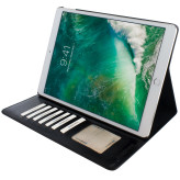 Mobiparts Excellent Tablet Case Apple iPad Pro 10.5 Jade Black