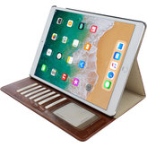 Mobiparts Excellent Tablet Case Apple iPad Pro 10.5 Oaked Cognac