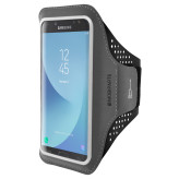 Mobiparts Comfort Fit Sport Armband Samsung Galaxy J7 (2017) Black