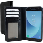 Mobiparts Excellent Wallet Case Samsung Galaxy J5 (2017) Jade Black