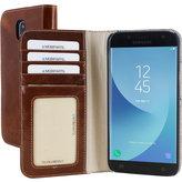 Mobiparts Excellent Wallet Case Samsung Galaxy J5 (2017) Oaked Cognac