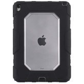 Griffin Survivor All-Terrain Case Apple iPad Air (2019) / Apple iPad Pro 10.5 inch (2017) Black/Clear GB43627