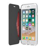 Griffin Reveal Wallet Case Apple iPhone 6 Plus/6S Plus/7 Plus/8 Plus Black/Clear