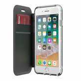 Griffin Survivor Clear Wallet Apple 6 Plus/6S Plus/7 Plus/8 Plus Black/Clear TA43988