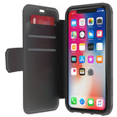 Griffin Survivor Strong Wallet Apple iPhone X Black/Grey