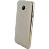 Mobiparts Essential TPU Case Huawei Y3 (2017) Transparent