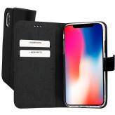 Mobiparts Premium Wallet TPU Case Apple iPhone X/XS Black