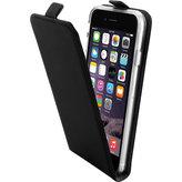 Mobiparts Premium Flip TPU Case Apple iPhone 6/6S Black