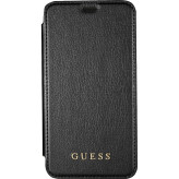 Guess Iridescent Book Case Apple iPhone X/XS Black