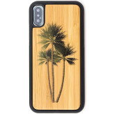 Reveal Palm Tree Bamboo Case Apple iPhone X