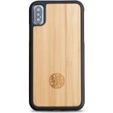 Reveal Zen Garden Bamboo Case Apple iPhone X