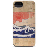 Reveal Izu Cork Case Apple iPhone 5/5S/SE