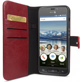 Doro Wallet Case 8040 Red