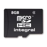 Integral MicroSD 8GB (Class 4)