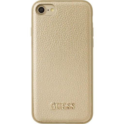 Guess Iridescent Backcover Case Apple iPhone 6/6S/7/8 Gold GUHCP7IGLGO
