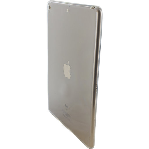 Mobiparts Essential TPU Case Apple iPad 9.7 (2017)/Apple iPad 9.7 (2018) Transparent