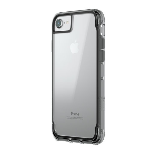 Griffin Survivor Clear Apple iPhone 6/6S/7/8 Black/Clear TA43827