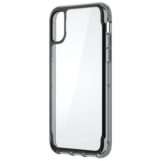 Griffin Survivor Clear Apple iPhone X/XS Black/Clear