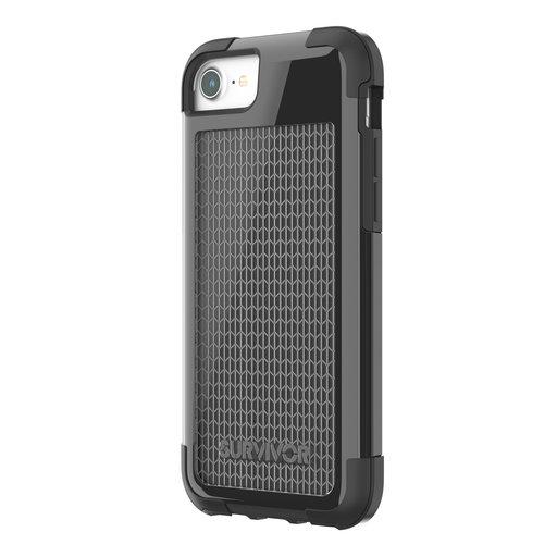 Griffin Survivor Fit Apple iPhone 6/7/6S/7/8 Black/Black