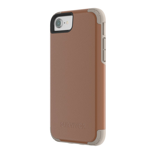 Griffin Survivor Prime Leather Apple iPhone 6/6S/7/8 Brown TA43862