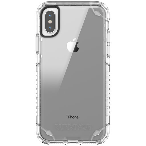 Griffin Survivor Strong Apple iPhone X/XS Clear